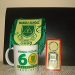 Mawuli Key Chain, Pennant, Car Sticker, & Mug